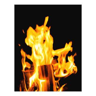 Bonfire Flyer