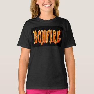Bonfire girls T-Shirts