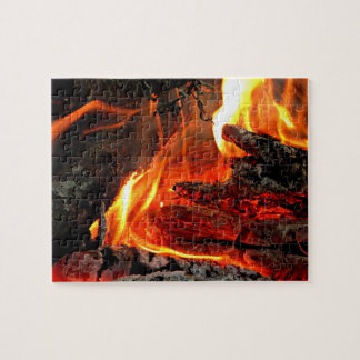 Bonfire Jigsaw Puzzle