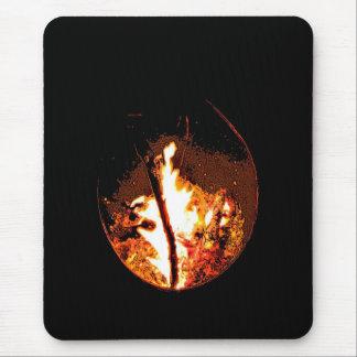 Bonfire Mouse Pad