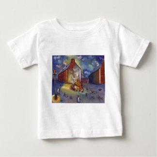 BONFIRE NIGHT BABY T-Shirt