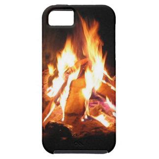 BonFire Party  Bon Bonne Fire iPhone 5 Case