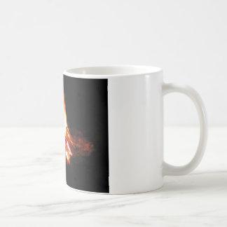 BonFire Party  Bon Bonne Fire Coffee Mugs