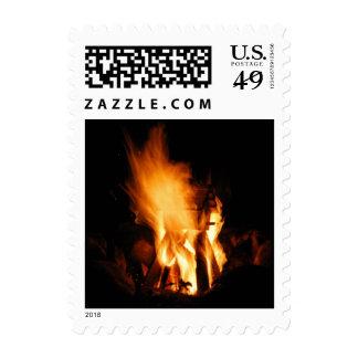Bonfire Postage
