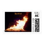 Bonfire! Postage