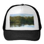 Bong Bridge from Grassy Point Trail Mesh Hats