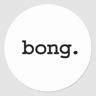 bong. stickers