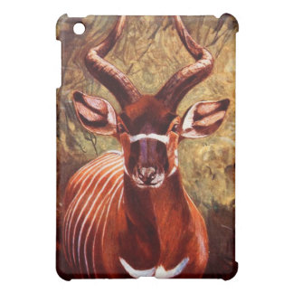 Bongo Antelope Africa Harry Johnston Art iPad Case