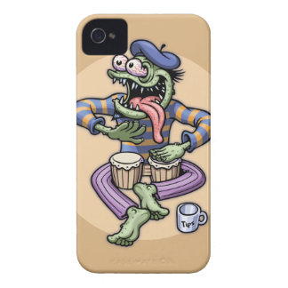 Bongo Bernie iPhone 4 Cover