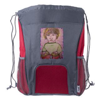 bongo boy drawstring backpack