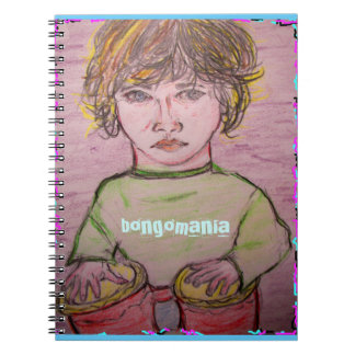 Bongo Boy Notebook