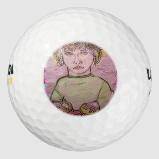bongo boy pack of golf balls
