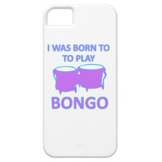 Bongo Designs iPhone SE/5/5s Case