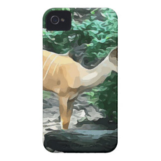 Bongo from Safari iPhone 4 Case-Mate Case
