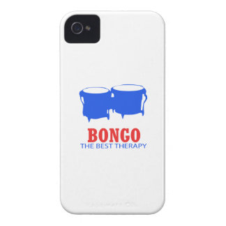 Bongo Musical designs Case-Mate iPhone 4 Case