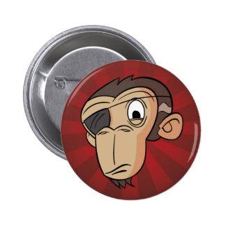 Bongo Pinback Button