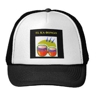 BONGO TRUCKER HATS