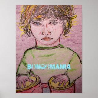 bongomania póster