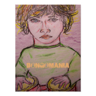 bongomania poster
