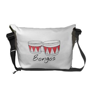 Bongos Bolsa Messenger