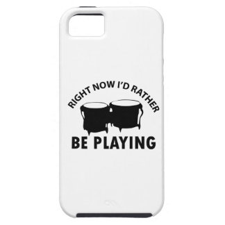 bongos designs iPhone SE/5/5s case