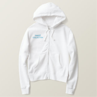 BONGOS STYLE EMBROIDERED HOODIE