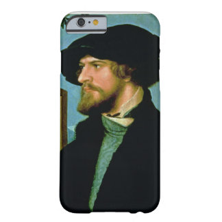 Bonifacius Amerbach, 1519 (oil on pinewood) Barely There iPhone 6 Case