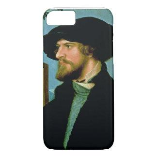 Bonifacius Amerbach, 1519 (oil on pinewood) iPhone 7 Case
