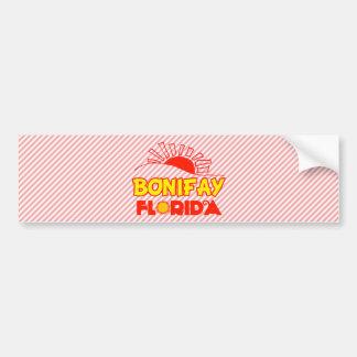Bonifay, Florida Car Bumper Sticker