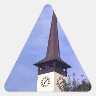 Bonigen parish Church, Interlaken Triangle Sticker