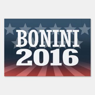 Bonini - Colin Bonini 2016 Carteles