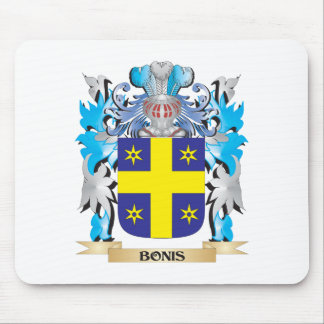 Bonis Coat of Arms Mousepads