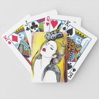 Bonita Bicycle Playing Cards