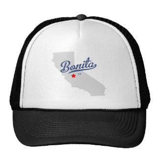Bonita California CA Shirt Trucker Hat