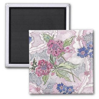 Bonita flower Magnet