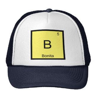 Bonita Name Chemistry Element Periodic Table Trucker Hat