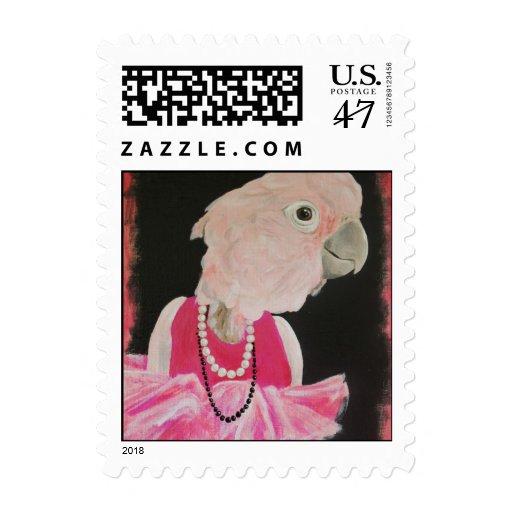 Bonito de Ella en sello rosado