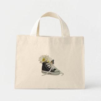 Bonito disimulado bolsas lienzo