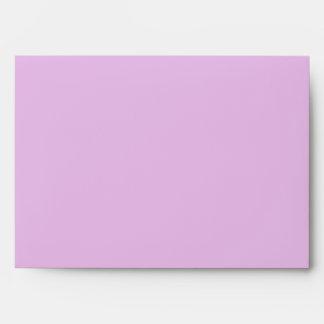 Bonito en el sobre rosado de Bday A7