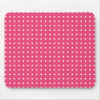 Bonito en rosa mouse pads