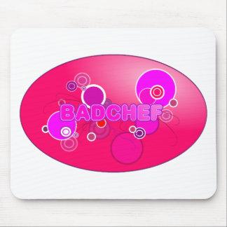 Bonito en rosa tapetes de ratones