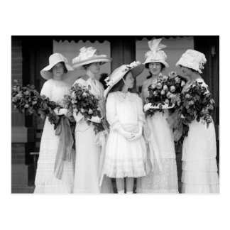 Bonito en White, 1912 Postales