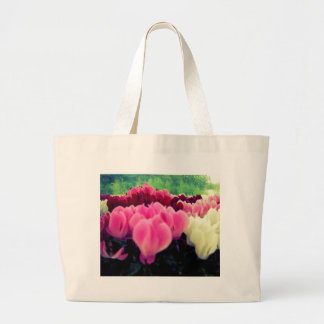 Bonito floral bolsas