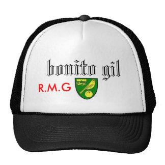 bonito gil trucker hat