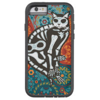 Bonito Joe Dia de los Muertos iPhone Case