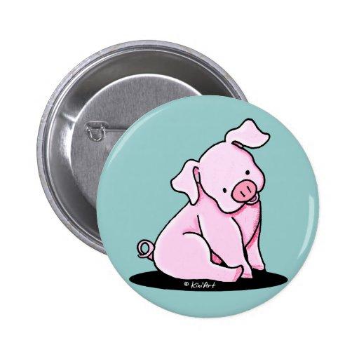 Bonito poco Piggie Pin