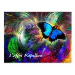 Bonito Postal el efecto mariposa
