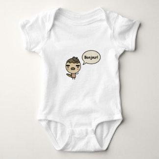 Bonjour! Baby Bodysuit