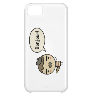 Bonjour! iPhone 5C Covers