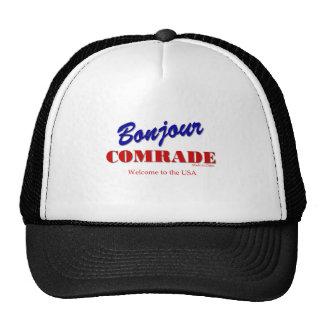 Bonjour Comrade Hat